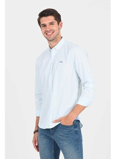 UCLA Gömlek Turkuaz